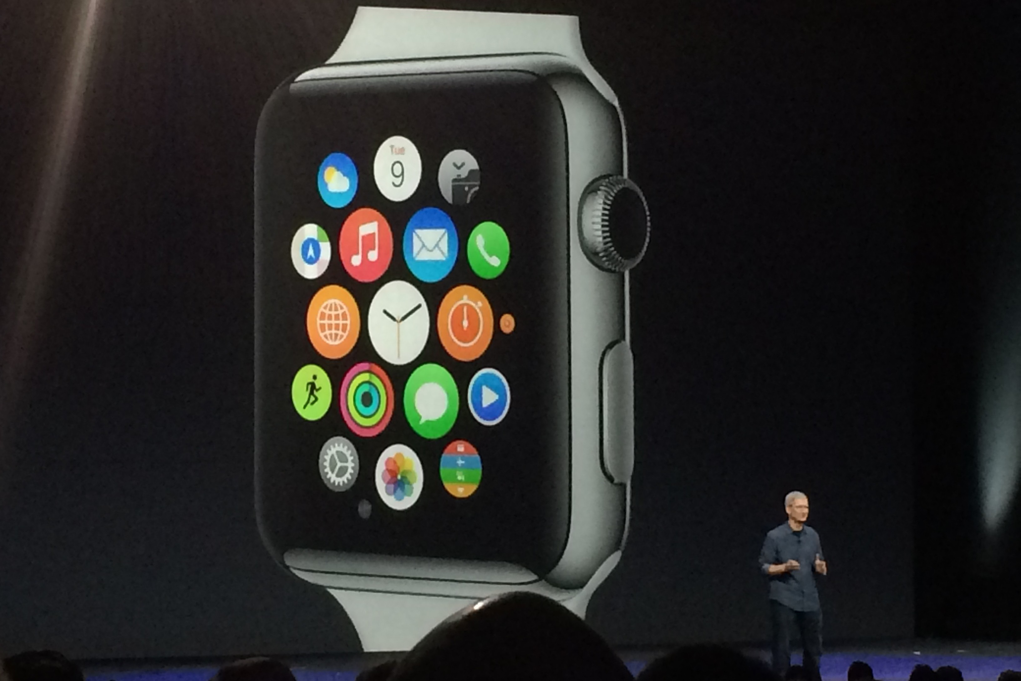 Keynote Apple Septembre 2015 : les nouveautés de l'Apple Watch