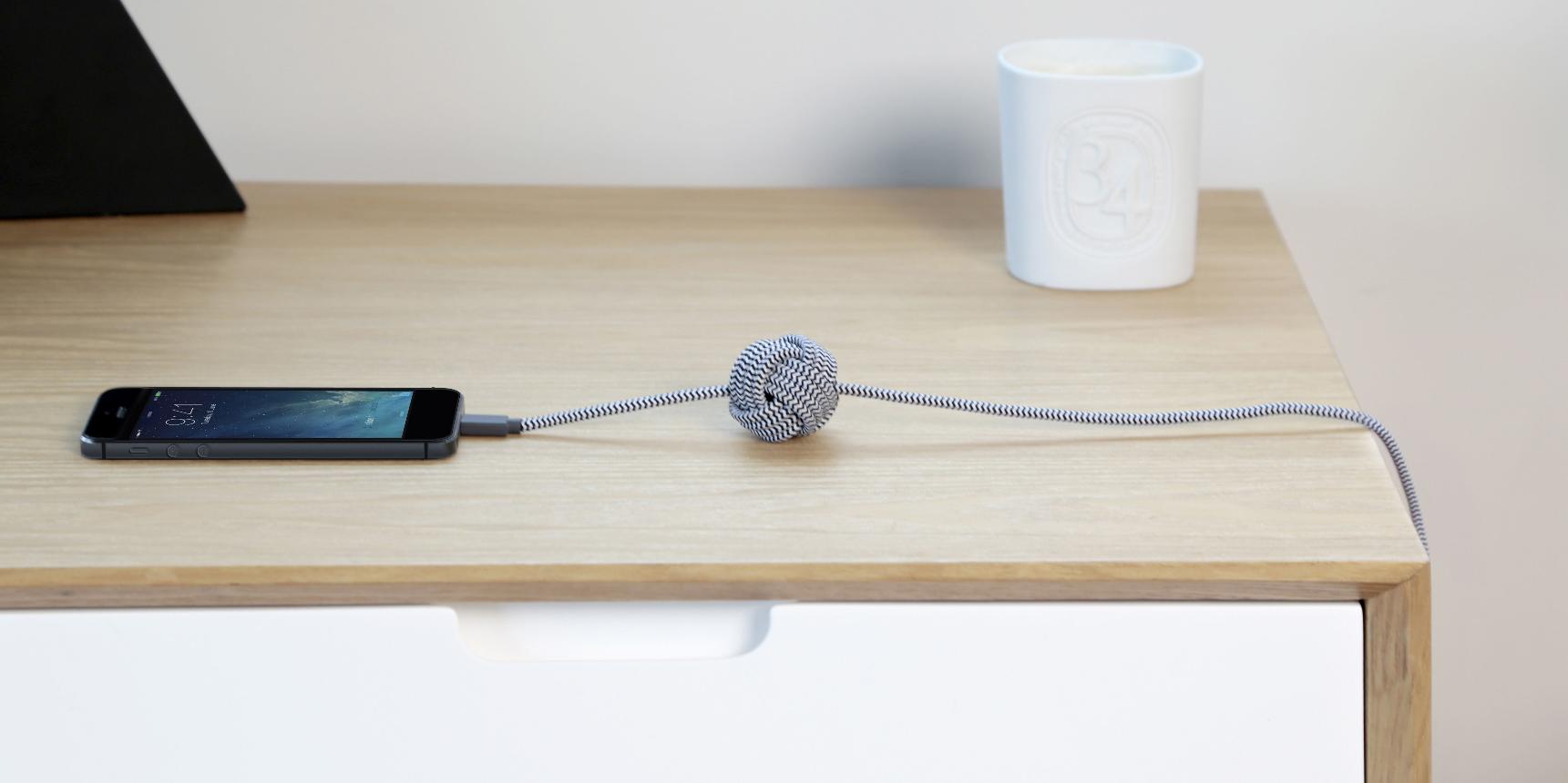 Native Union Câble de rechargement Iphone lightening 3m