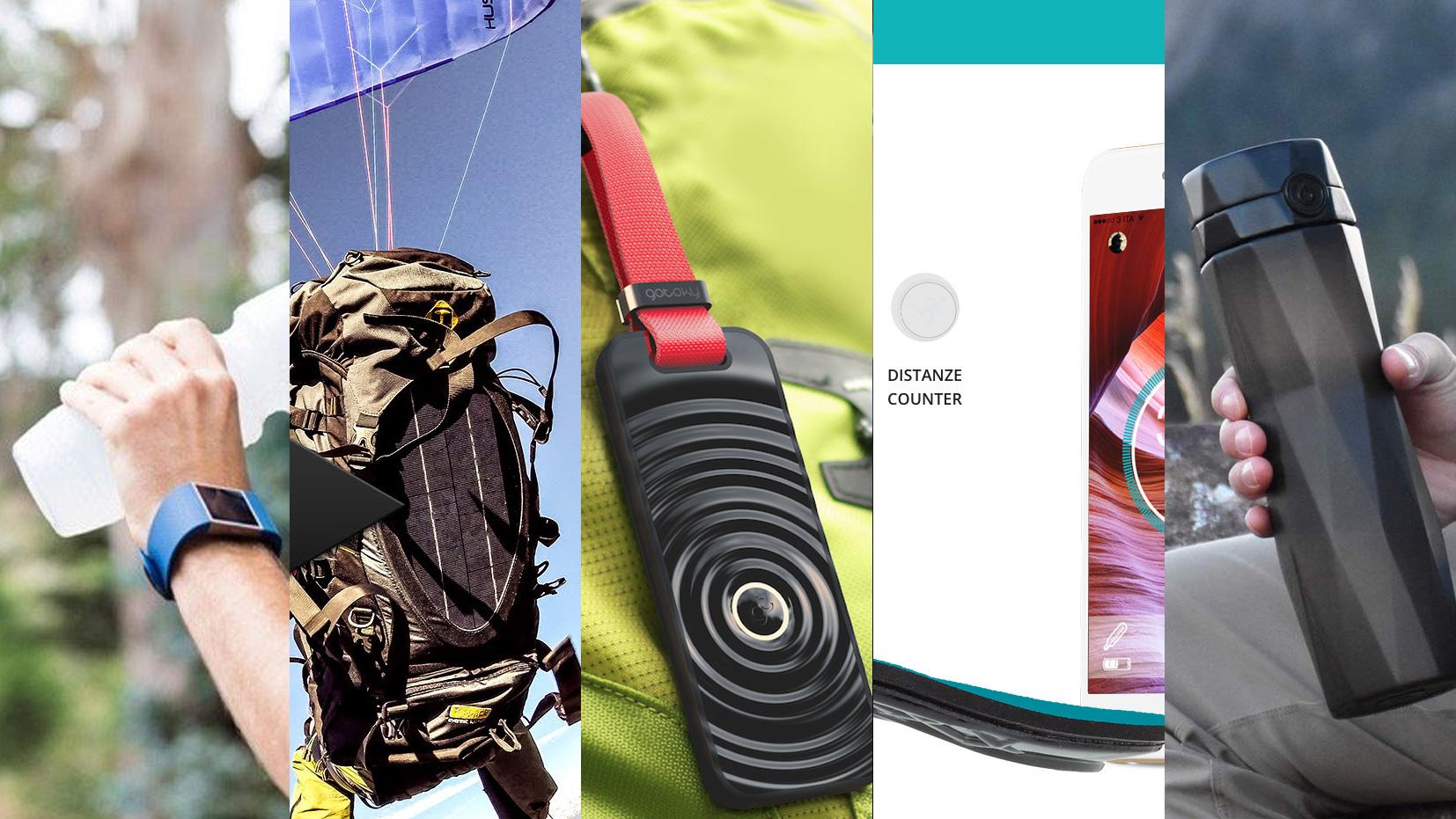 5 objets connectés pour une randonnée high-tech