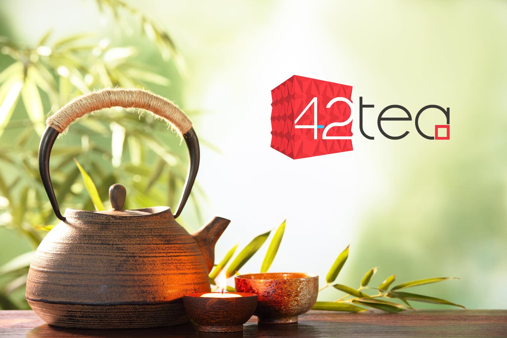 42tea : l'interview autour d'une tasse de thé connecté !
