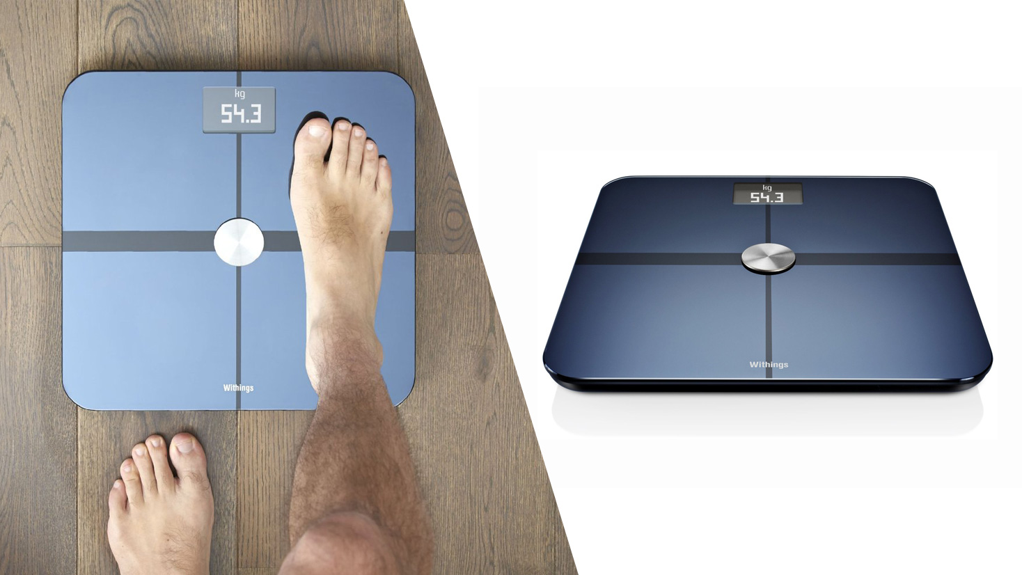 Le body analyser de Withings</h2>