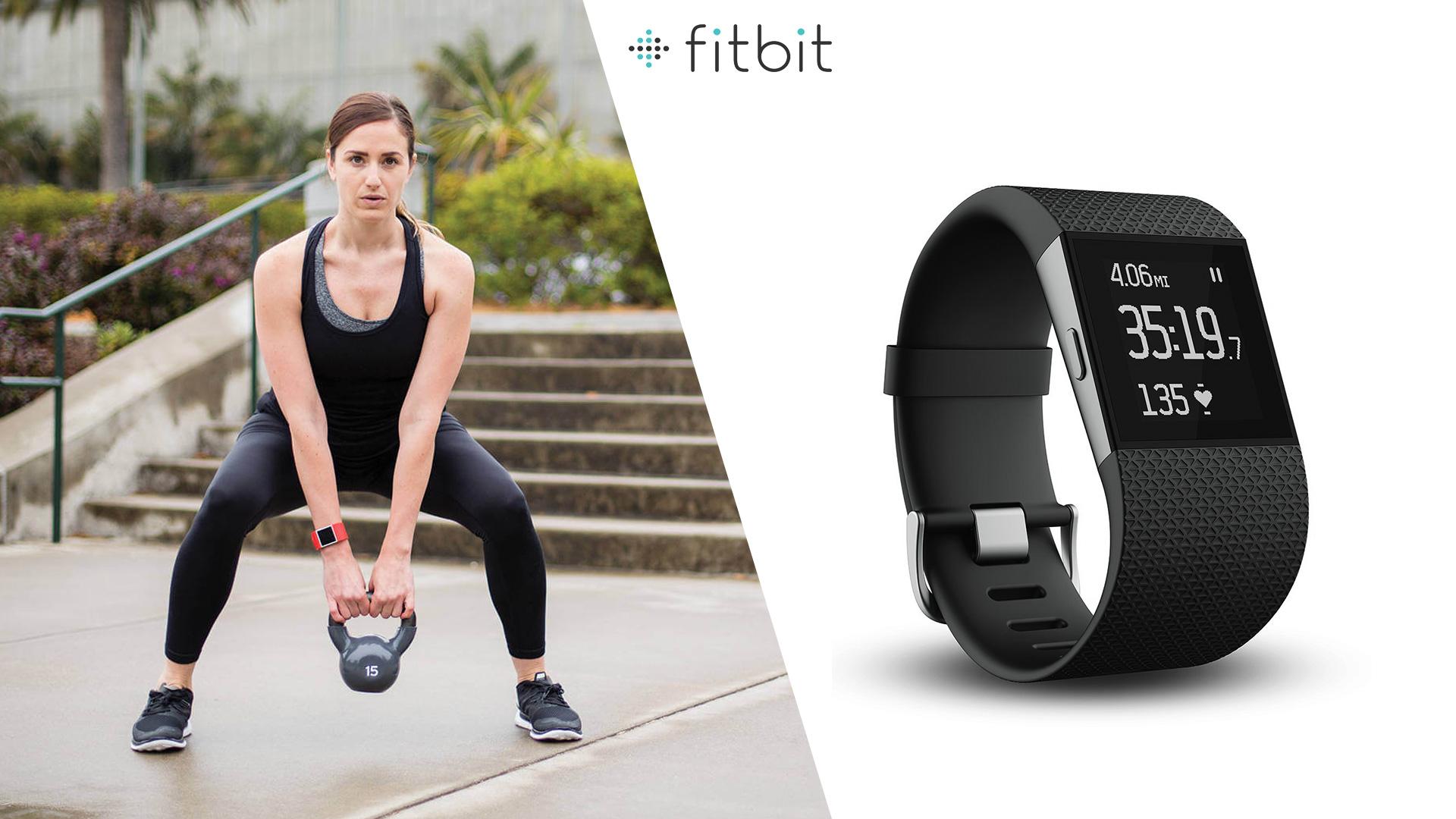 Fitbit Surge montre sport