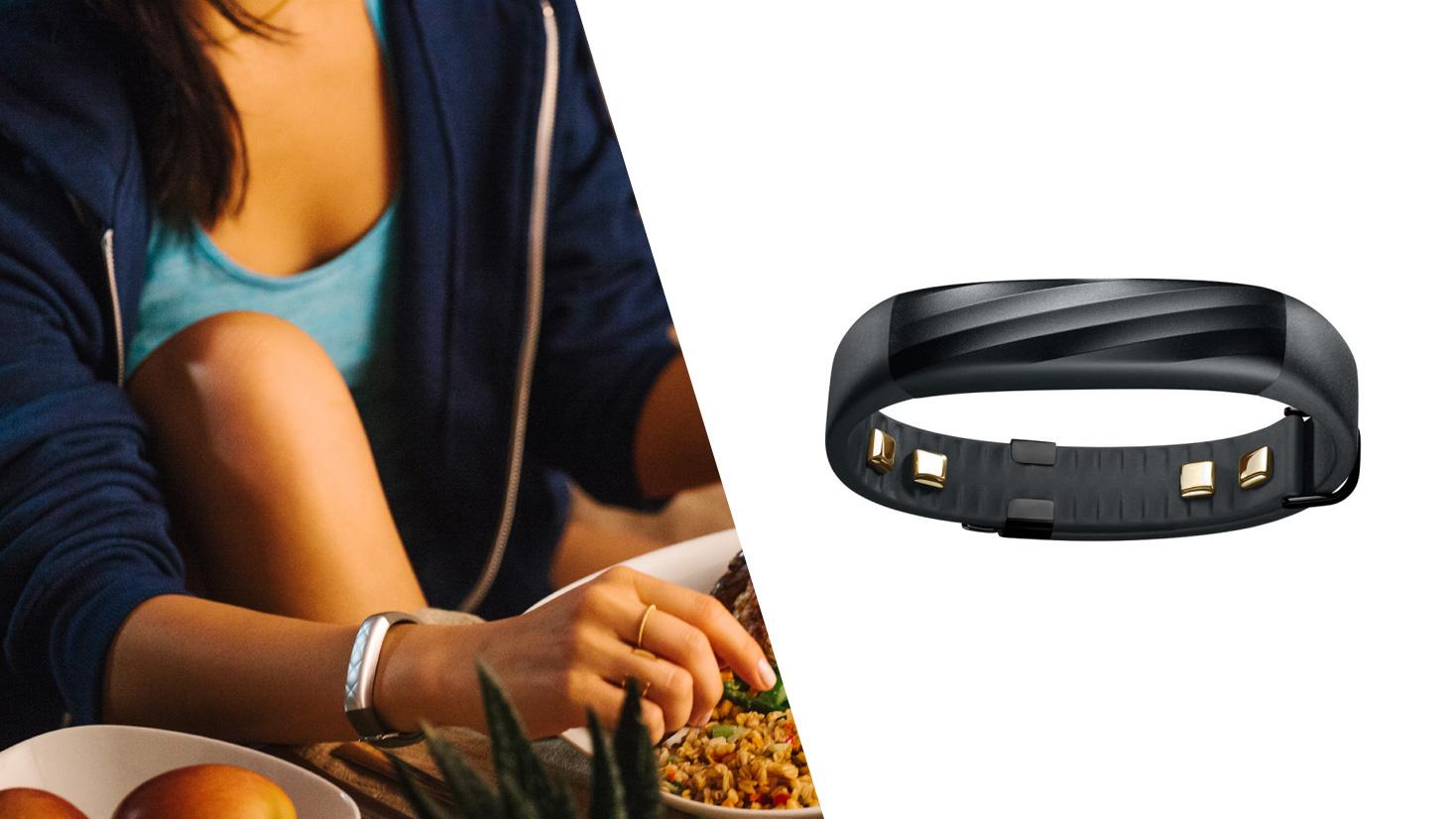 Le bracelet Jawbone UP3