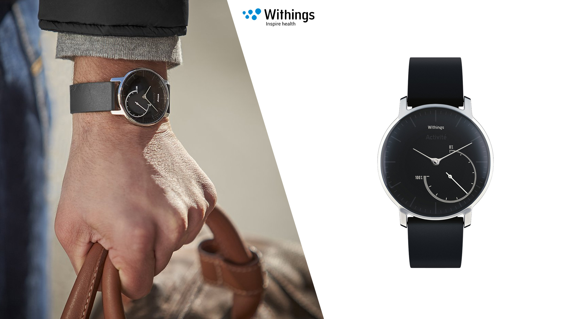 withings smartwatch montre