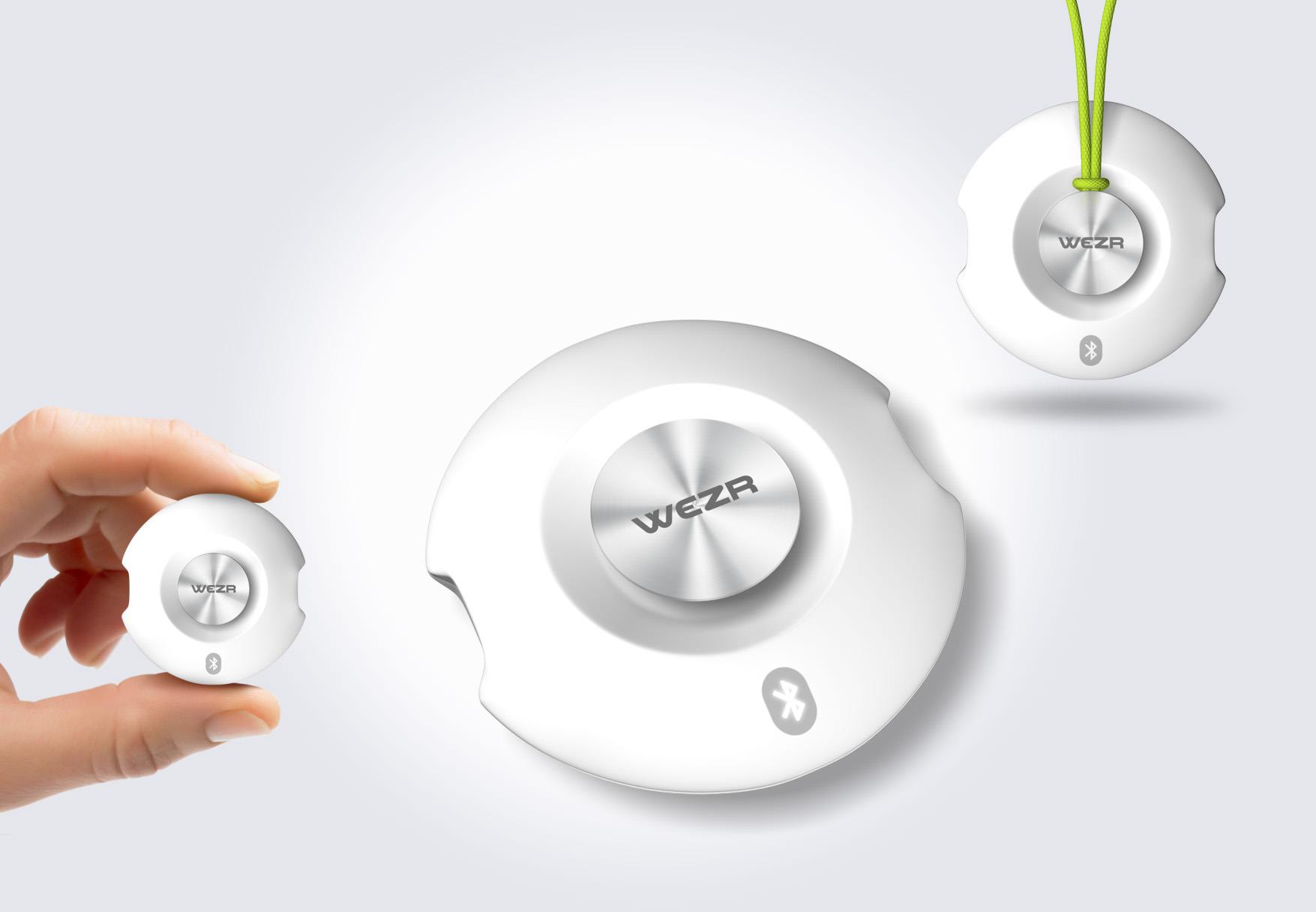 Wezr, la mini station météo connectée