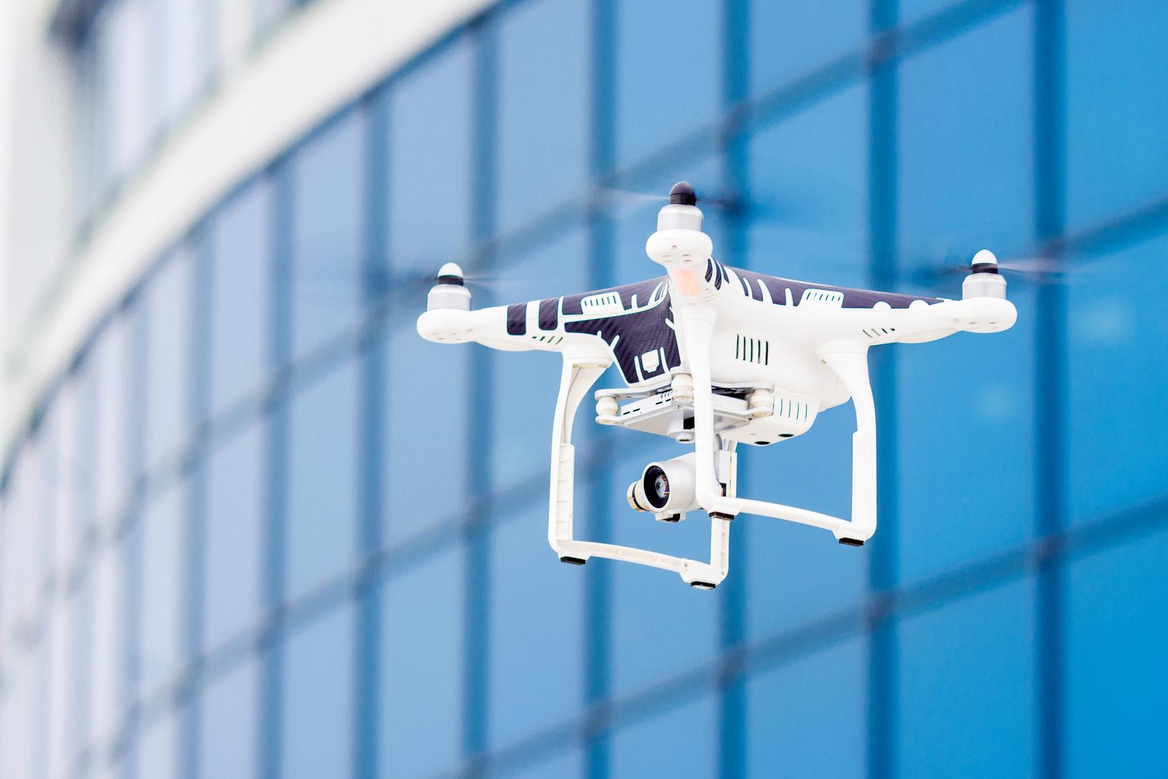 drone volant noel 2016