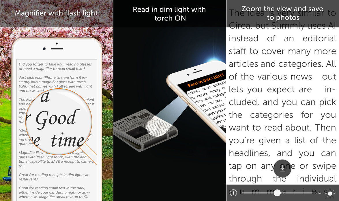 application gratuite IOS iPhone
