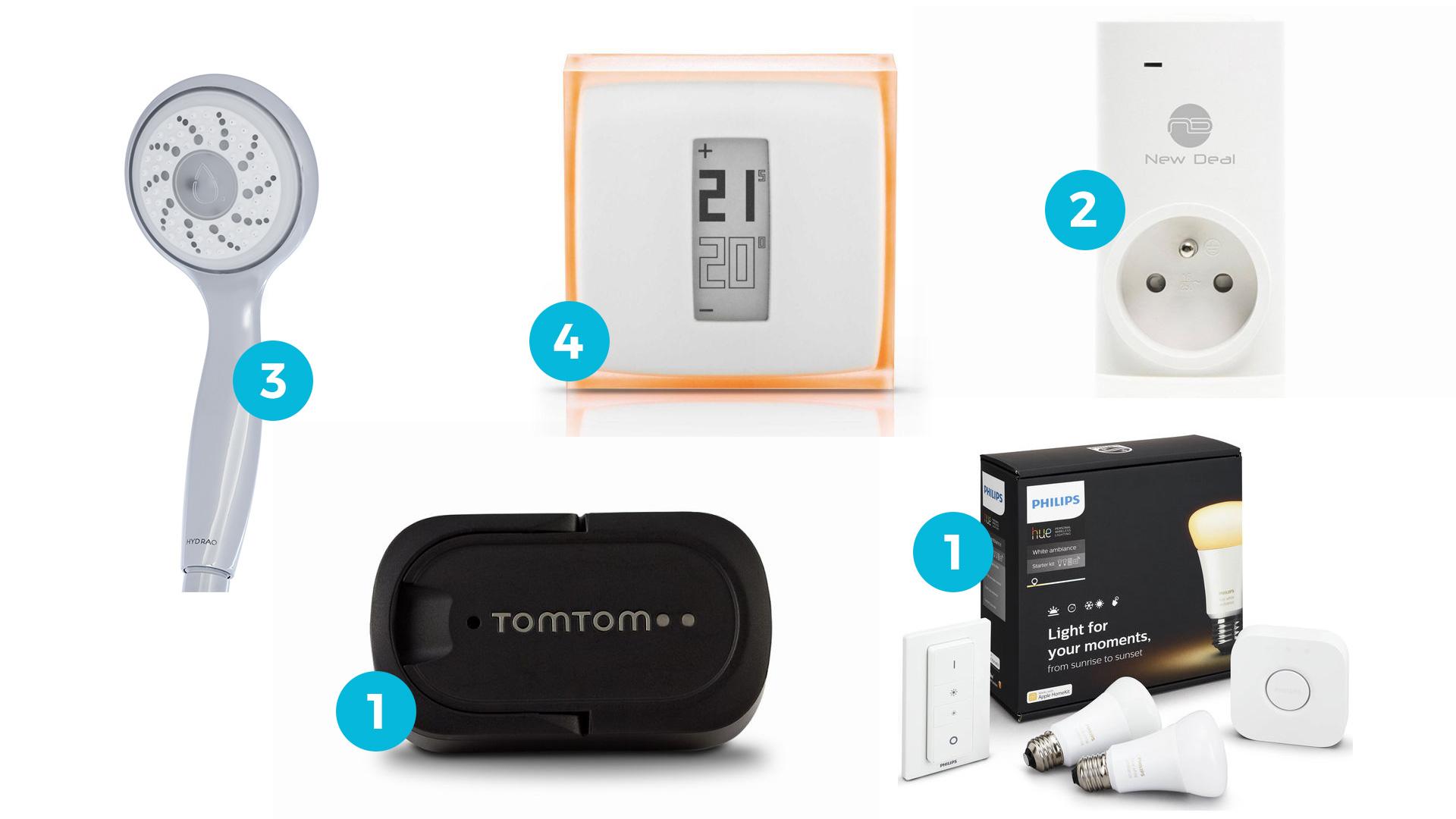 5 façons de faire des économies d'énergie avec les objets connectés
