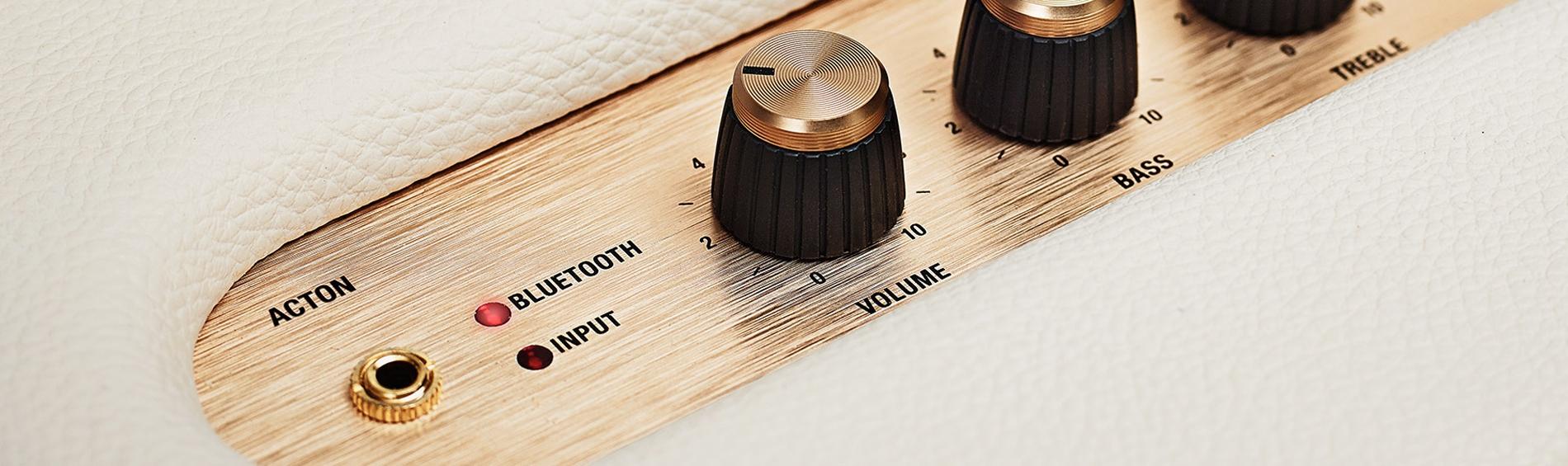 j ai test pour vous l enceinte bluetooth marshall acton megacitiz blog. Black Bedroom Furniture Sets. Home Design Ideas