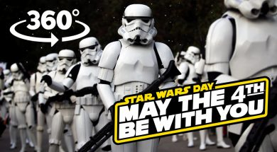 Star Wars 360 May the 4th