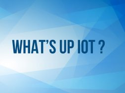 what's up IOT